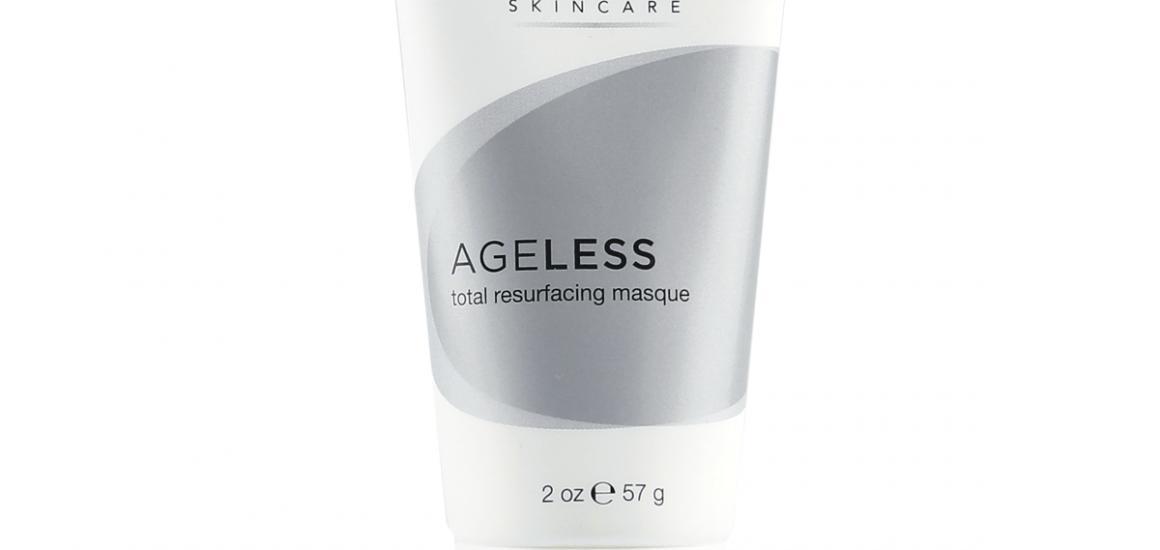Best skin care brands: AGELESS total resurfacing mask