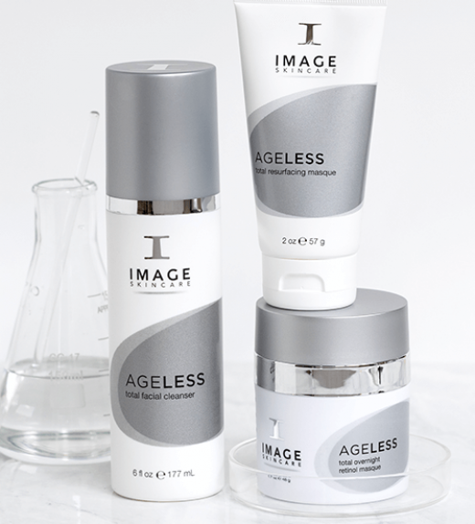Best skin care brands: AGELESS total resurfacing mask