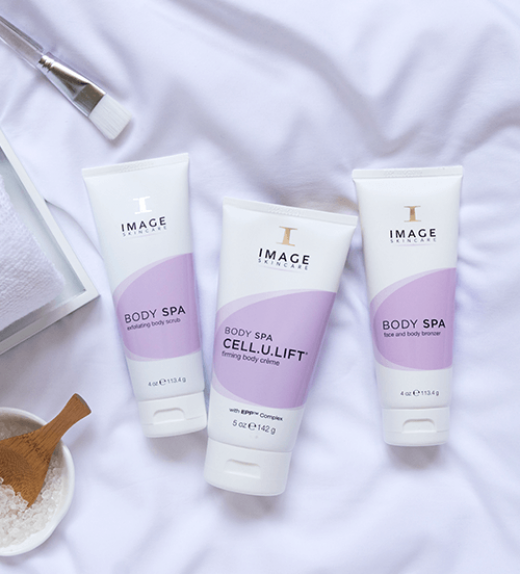 Best skin care product in the world: BODY SPA exfoliating body scrub
