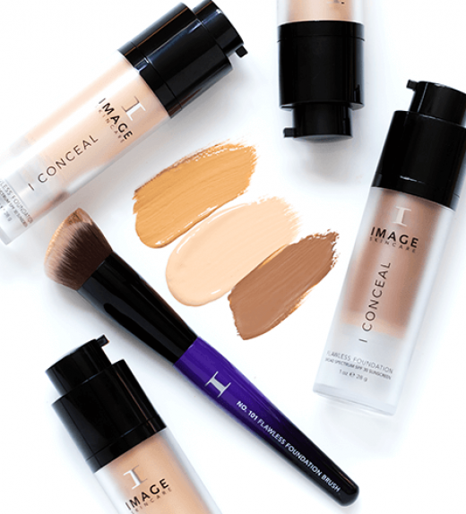 IMAGE Skincare I BEAUTY - I CONCEAL flawless foundation SPF sunscreen collection