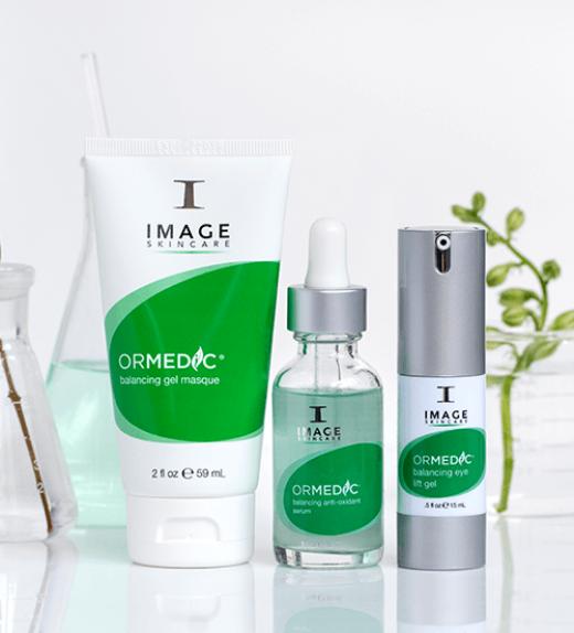 IMAGE Skincare ORMEDIC balancing antioxidant Facial Organic collection