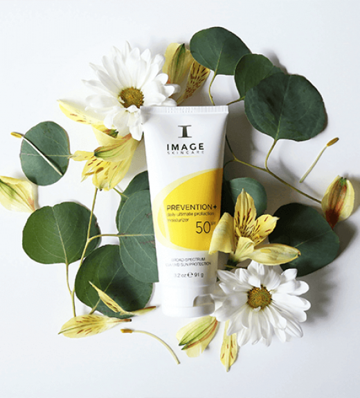 IMAGE Skincare SPF Sunscreen PREVENTION+ daily ultimate protection moisturizer SPF 50