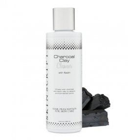 Skin Script Charcoal Clay facial cleanser