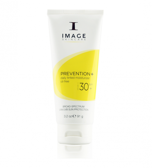 IMAGE Skincare SPF Sunscreen Skin moisturizer PREVENTION+ daily tinted moisturizer SPF 30+
