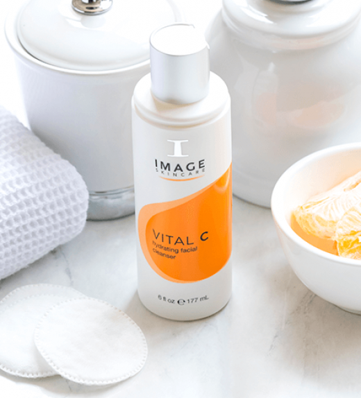 IMAGE VITAL C best hydrating facial cleanser