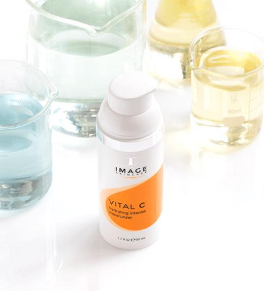 IMAGE VITAL C intense moisturizer & skin hydrating booster