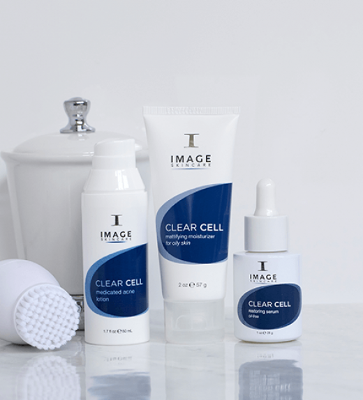 IMAGE Skincare Best skin care products line: clear cell collection