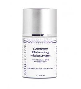 Skin Script Cacteen Balancing Moisturizer