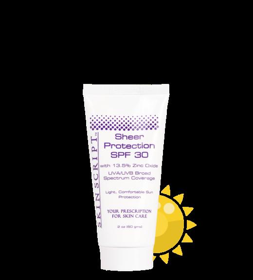 SKIN SCRIPT Sheer Protection Sunscreen SPF30
