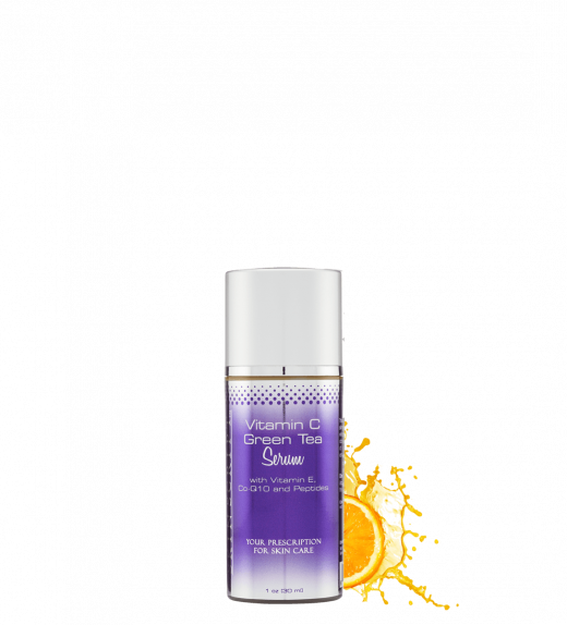 Skin Script Vitamin C and Green Tea Serum