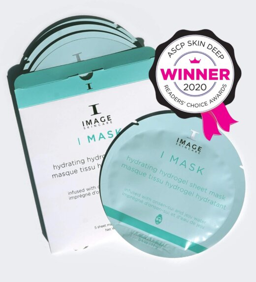 Image Skincare I MASK hydrating hydrogel sheet mask (5 pack)