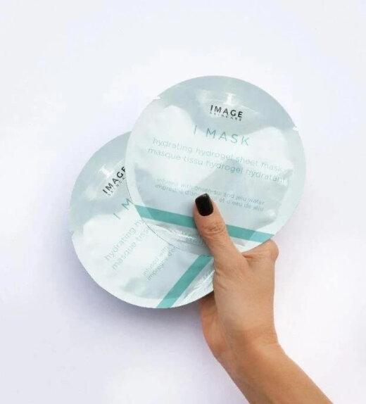 Image Skincare I MASK hydrating hydrogel sheet mask (single)