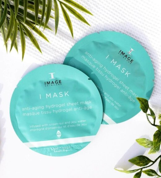 Image Skincare I MASK anti-aging hydrogel sheet mask (single)